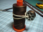How to organize your bobbins & thread