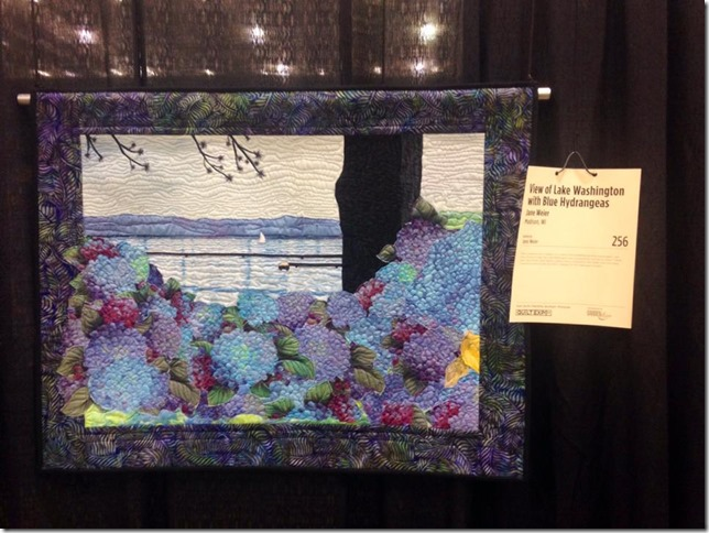Quilt at Expo