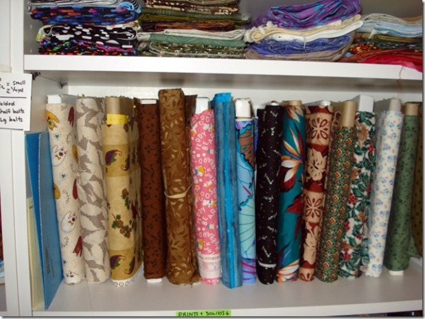 4 Easy (Cheap) Ways to Organize Fabric