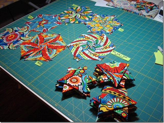 My Second Obw One Block Wonder Samba Fabric