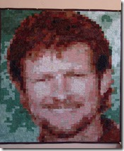 Pixelated Pastor Brad