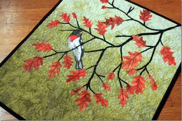 Painting on FabricQuilts