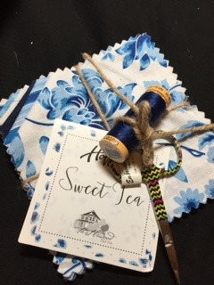 Sweet Tea Fabric Party at MillHouse