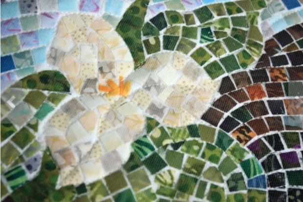 Mosaic Quilts: My Infatuation Continues