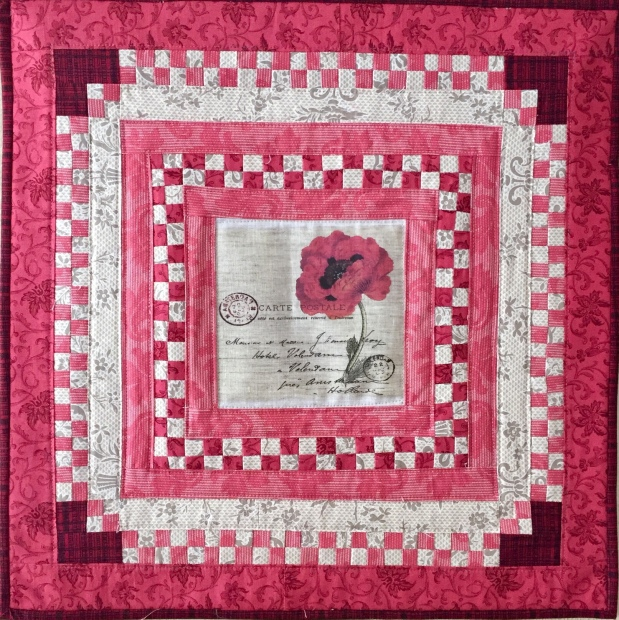 Project Quilting 10.3: EQ8 and French Inspiration