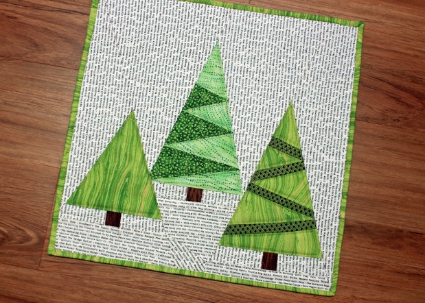 Project Quilting Challenge 10.5 Words