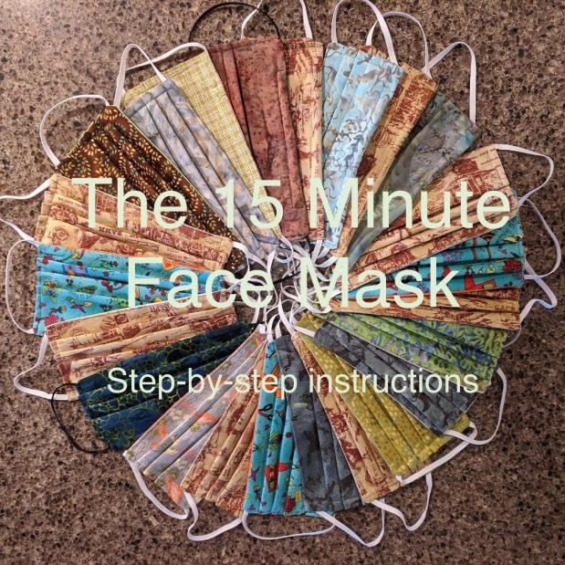 The 15 Minute Face MaskDIY